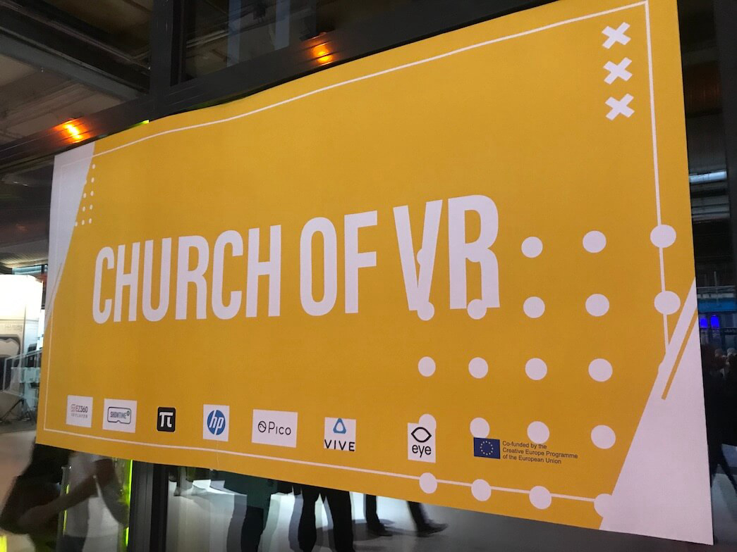VR Church in Amsterdam