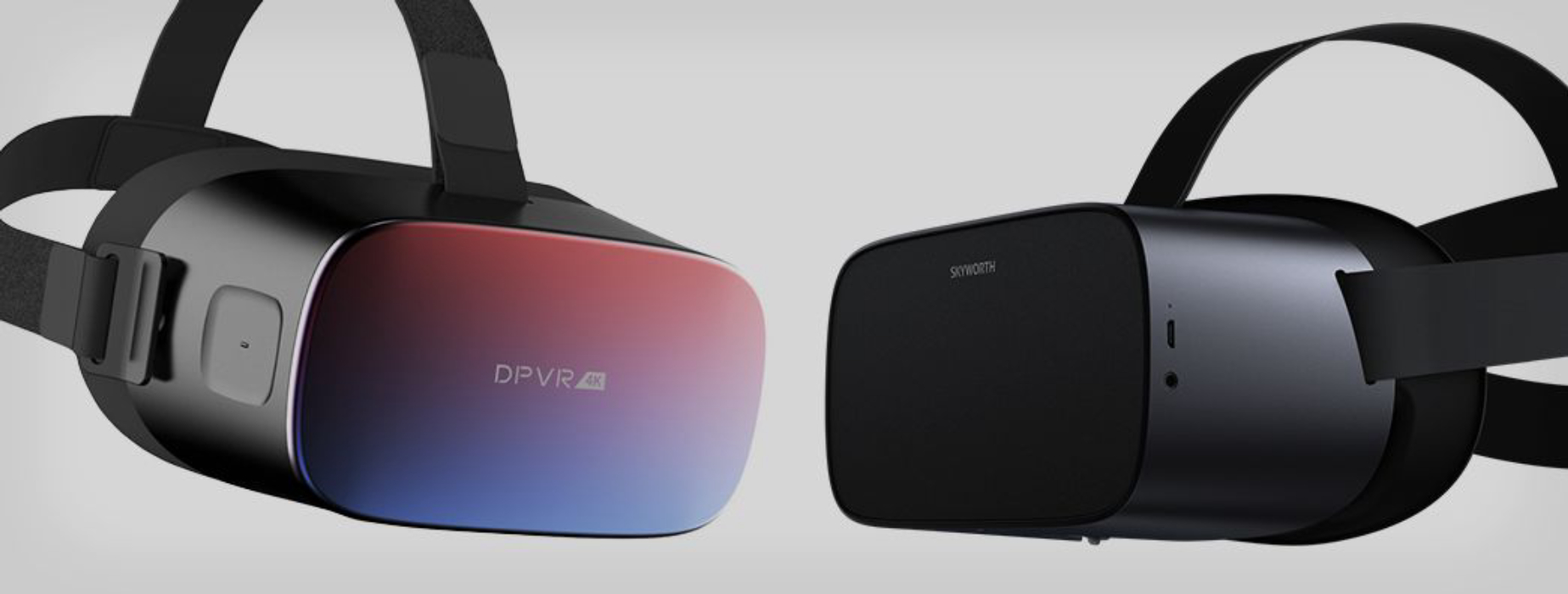 Showtime VR supports DPVR and Skyworth headsets